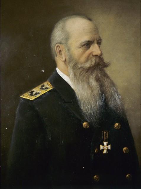 Вице-фдмирал Степан Осипович Макаров