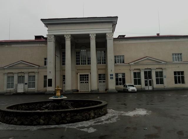 Ізяславська центральна районна бібліотека для дорослих