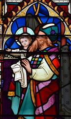 Simeon with the Christ child (Robert Bayne, 1867)