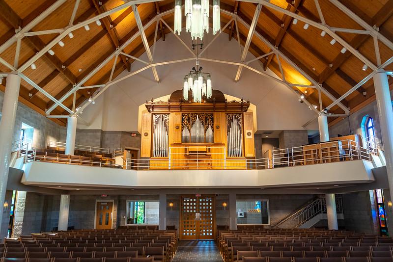 40th Anniversary of Dobson Opus 10 Organ at Bethany