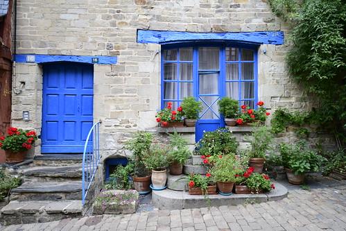 Vitré, Bretagne, France, August 2019 180