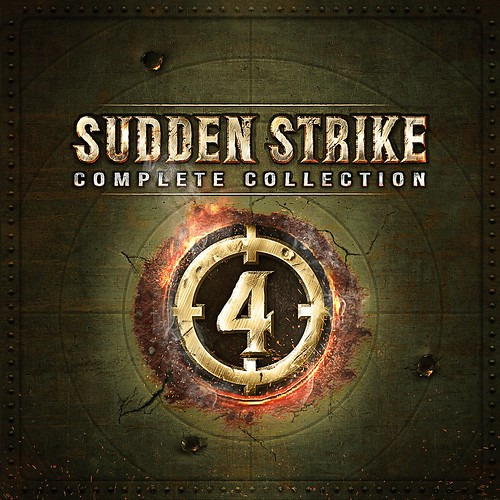 Thumbnail of Sudden Strike 4: Complete Collection on PS4
