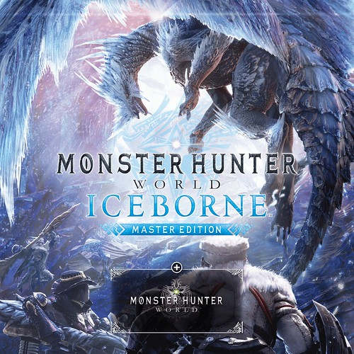 Thumbnail of MHW:Iceborne Master Edition on PS4