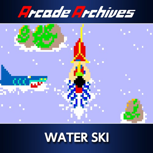 Thumbnail of Arcade Archives WATER SKI on PS4