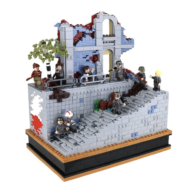 Warsaw Uprising 1944 | World War II MOC