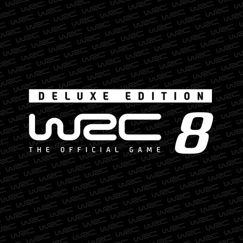 Thumbnail of WRC 8 Deluxe Edition FIA World Rally Championship Pre-order on PS4