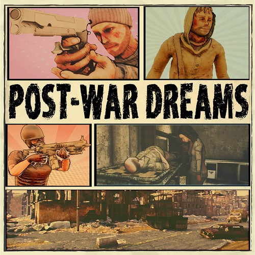 Thumbnail of Post War Dreams on PS4