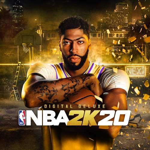 Thumbnail of NBA 2K20 Digital Deluxe on PS4