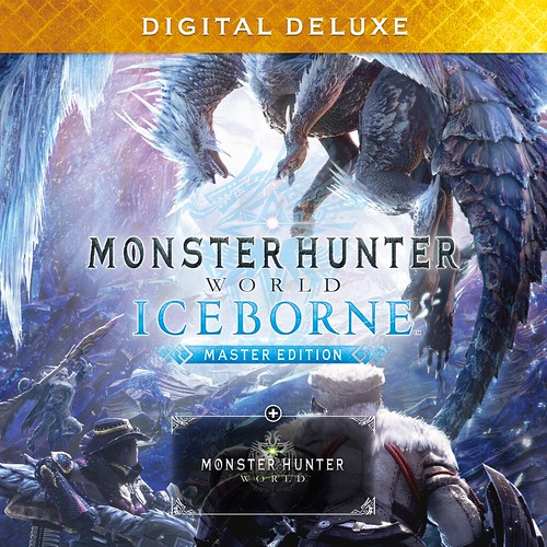 Thumbnail of MHW:I Master Edition Digital Deluxe on PS4