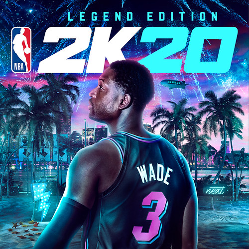 Thumbnail of NBA 2K20 Legend Edition on PS4