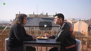 Pello Reparaz entrvista Ferran Cerdans Serra, Euskaloniski ETB