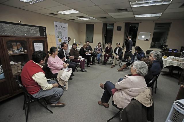 #EnTerreno : Reunión con Unión Comunal