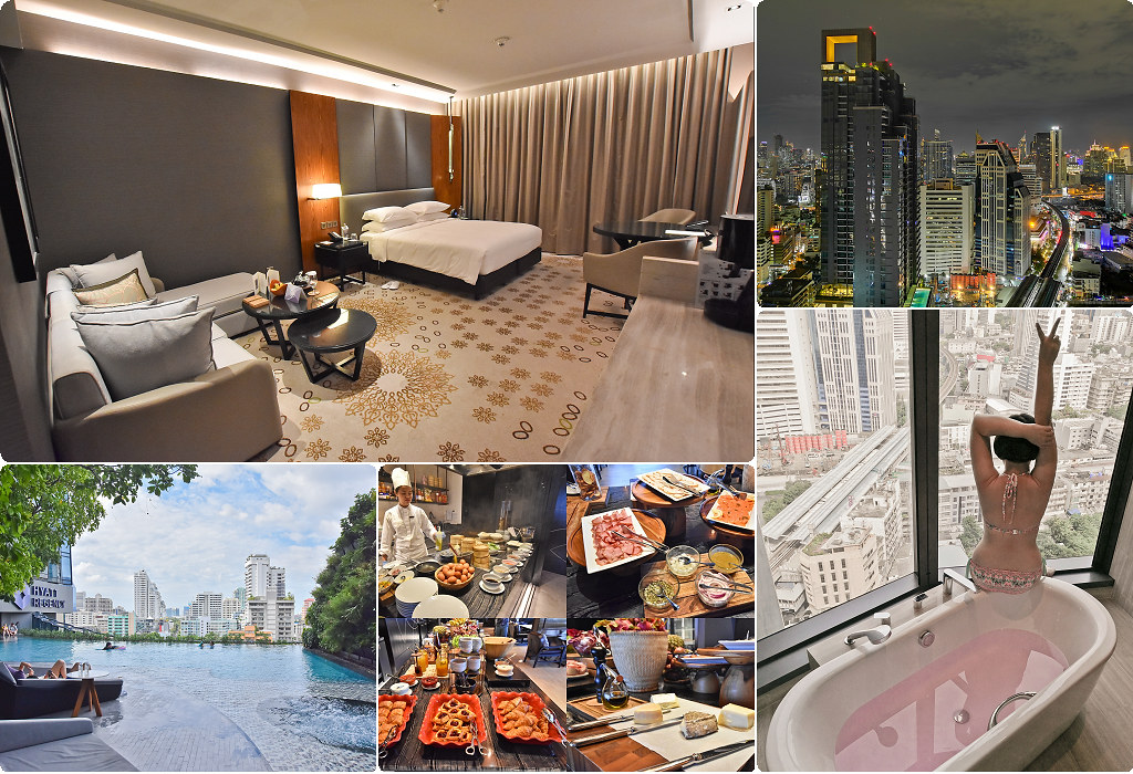 Hyatt regency 泰國曼谷nana站住宿飯店推薦02