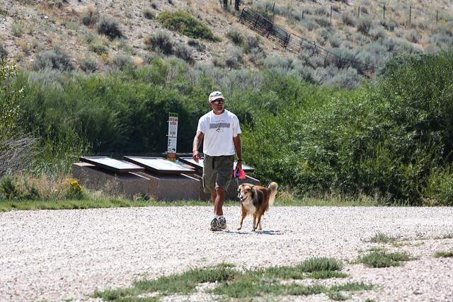 Chalk Bluffs Campground