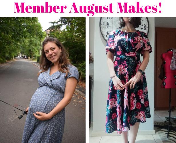 Burda Challenge Aug19 Member Makes 1