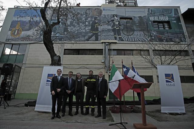 #EnTerreno: Nuevo Mural de la Pompa Italia