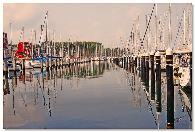 Yachthafen Priwall