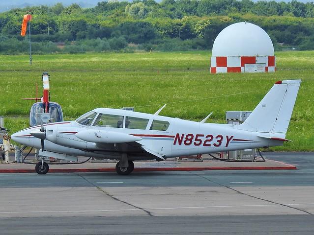 N8523Y PA-30 Twin Comanche