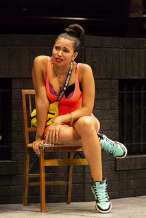 Analisa Velez in The Purists