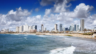 Tel Aviv skyline | by monorail_kz