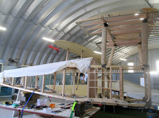 Replica Sopwith Camel Fuselage and Wings