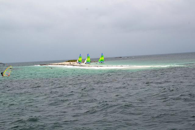 Sailing aux Glénans