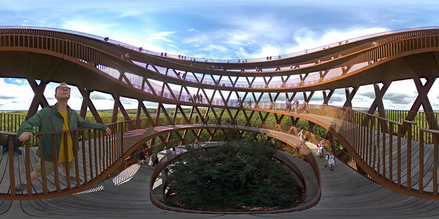 The Forest Tower 360°