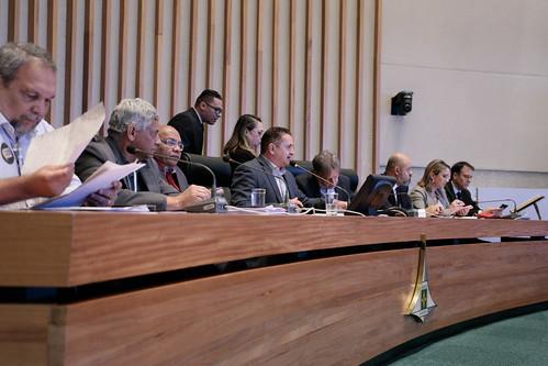 Comissão Geral para debater a privatização da CEB