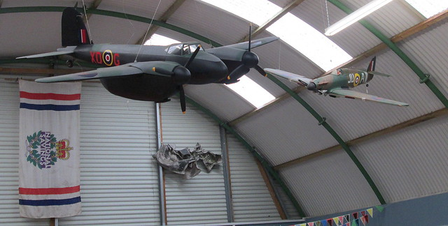 Mosquito and Hurricane Models