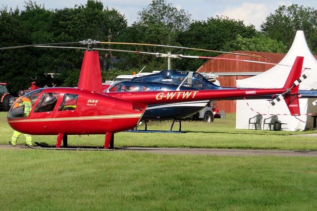 G-WTWT AeroExpo Wycombe Air Park 15 June 2019