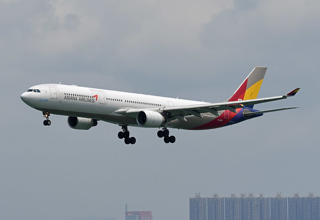 Asiana Airlines Airbus A330-323 HL8286