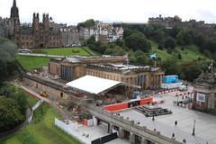 Edinburgh Castle, Old Town & Art Gallery