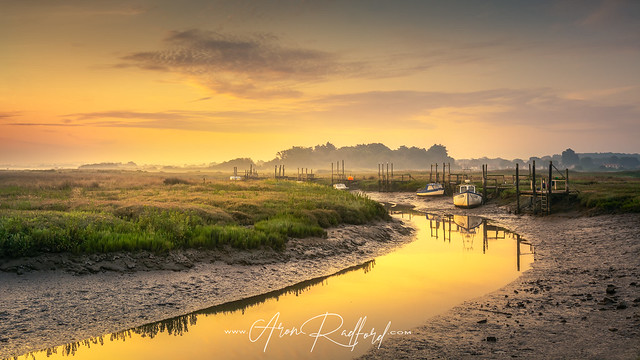Thornham Golden Hour