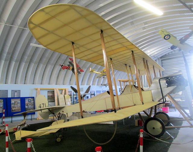BE2 Replica, Montrose Air Station