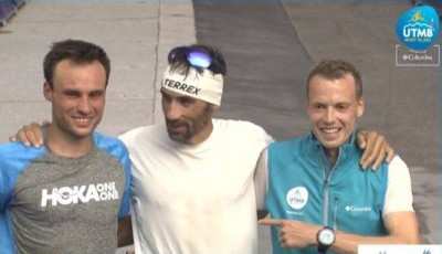 Český úspěch na Ultra-Trail du Mont-Blanc, Čípa doběhl na vynikajícím třetím místě