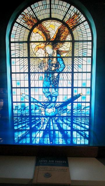 RAF Memorial Window