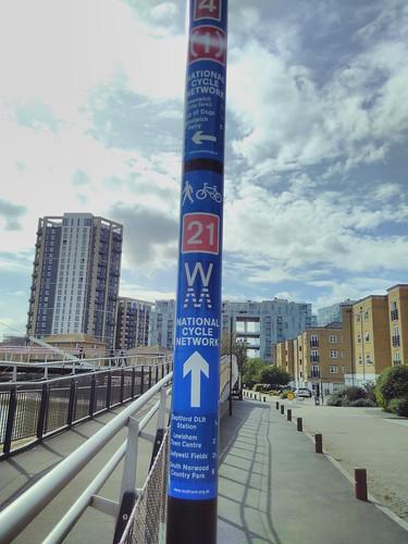 Route 21 Start