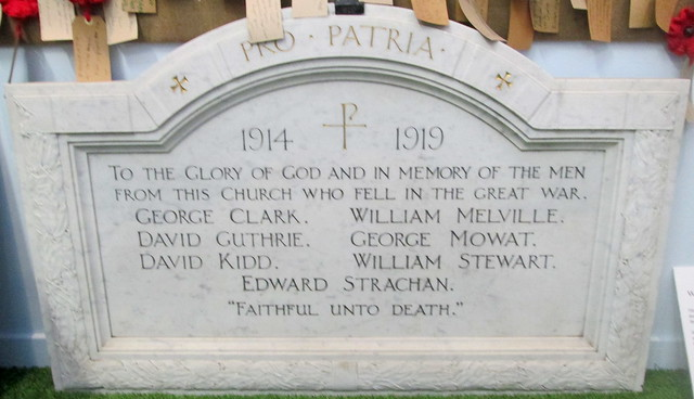 Church War Memorial