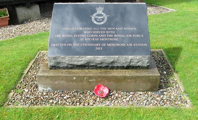 RFC and RAF Memorial