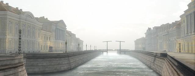 18th century Saint Petersburg in Second Life - Coming Soon