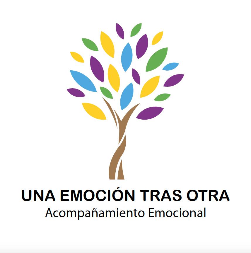 Logo de la web Una emoción tras otra
