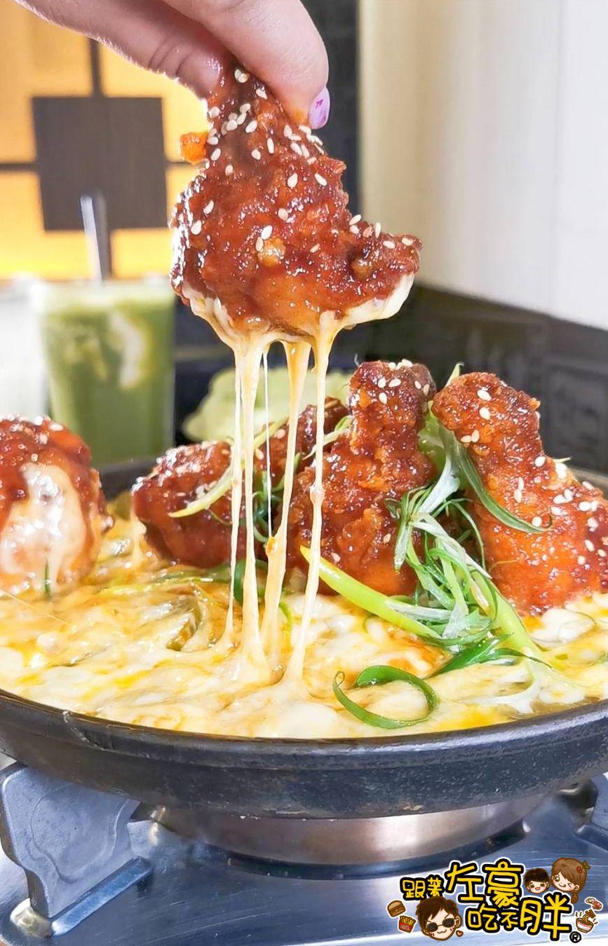 玉豆腐韓式家廳料哩