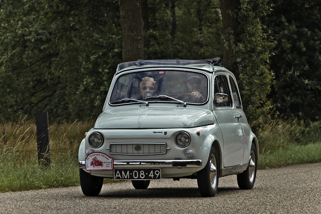 FIAT 500 My Car 1969 (9218)