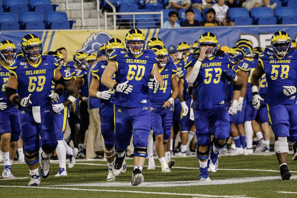 Blue Hens football is here as CAA announces spring 2021 conference schedules