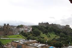Edinburgh Castle & the Old Town