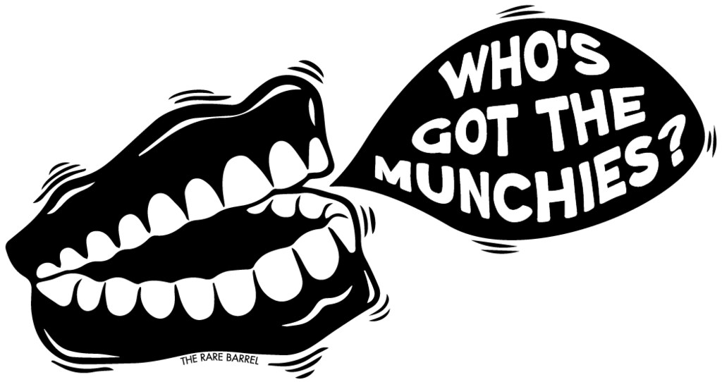 Who's Got The Munchies Logo