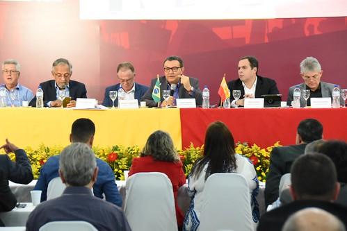 Reunião do Diretório Nacional sobre autorreforma - 30/8/2019
