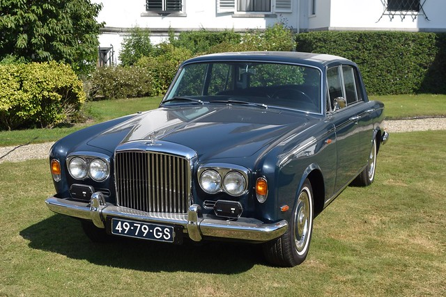 Bentley T-Series 1968