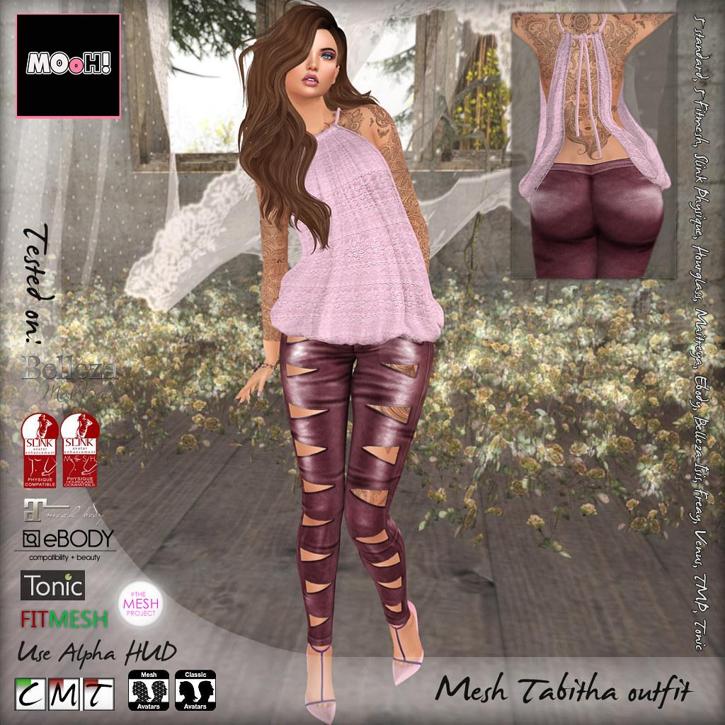 Tabitha outfit - TeleportHub.com Live!
