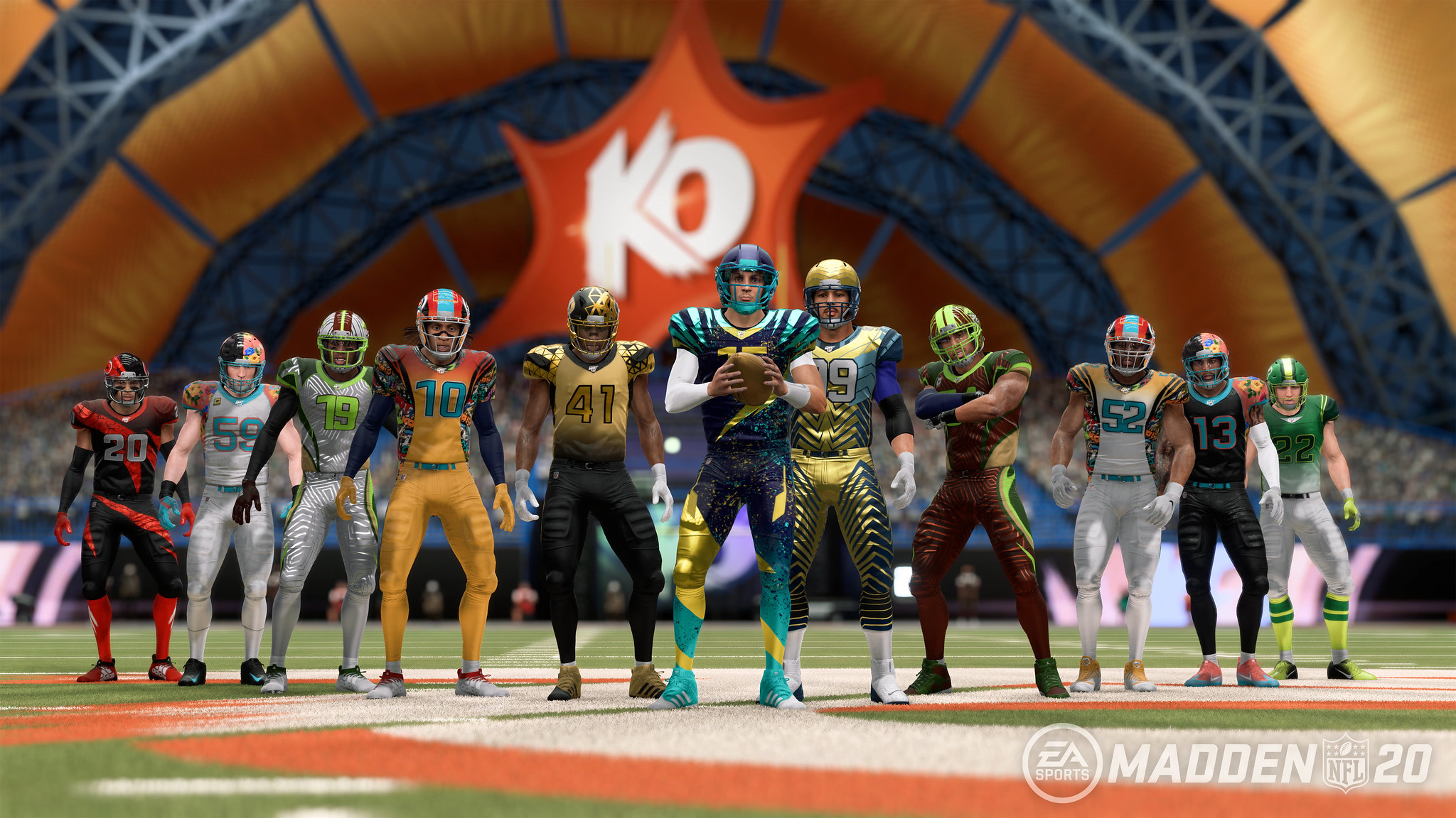 Madden NFL 20: Superstar KO Mode on PS4